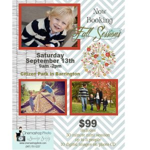 Fall floral web promo