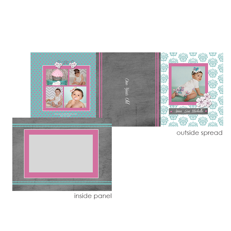 Damask Garden Image Box