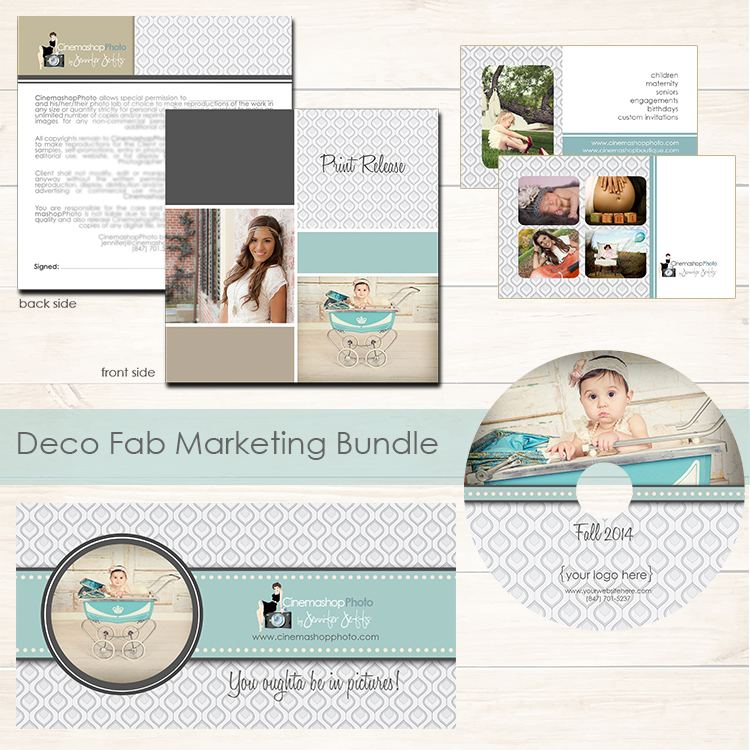 Deco Fab Marketing Kit